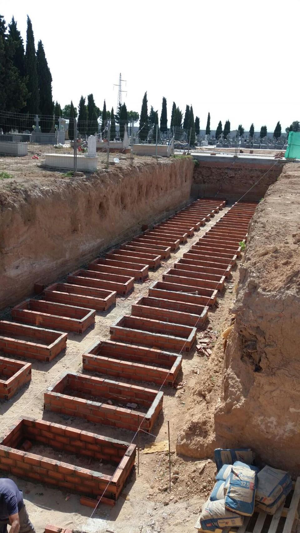 El Ayuntamiento de Torralba de Calatrava ejecuta varias obras de mejora de sus infraestructuras